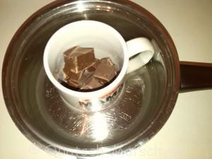 Schokoladenglasur
