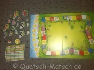 Spielplan Unser Bauernhof von Innovakids