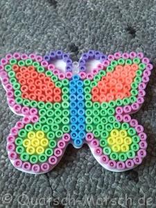 Schmetterling Bügelperlen Hama Midi
