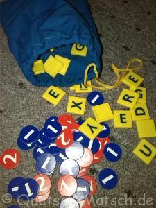 Zubehör Scrabble Junior