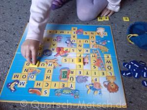 Scrabble Spielanleitung