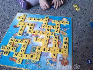 Spielende Spielanleitung Scrabble Junior