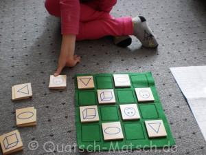 Sudoku Spielplan