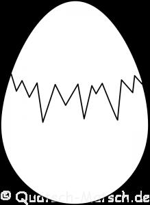 Osterei Malvorlagen
