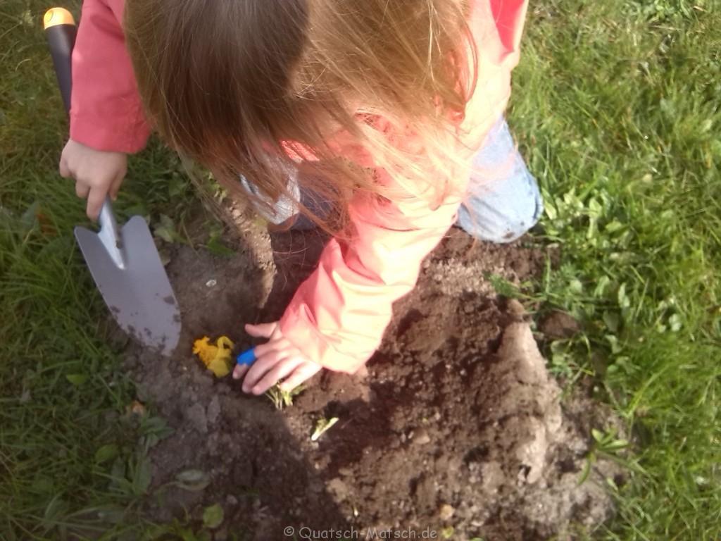 Mit dem Tod umgehen klindergartenkind