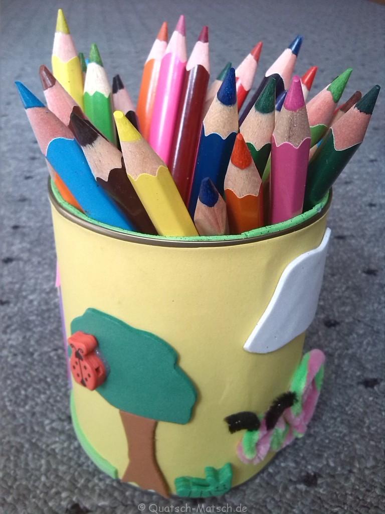 Stiftdose Schnecke