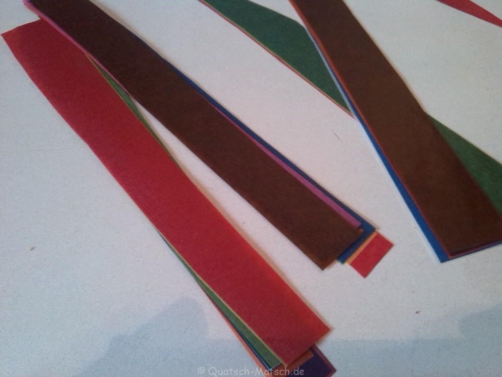 Transparentpapier schneiden windlicht