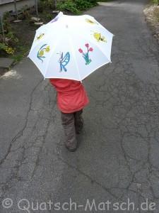 Biene Maja Regenschirm