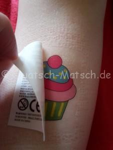 Tattoo schmerzlos