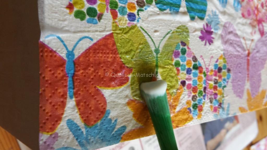 Taschentücher selber machen