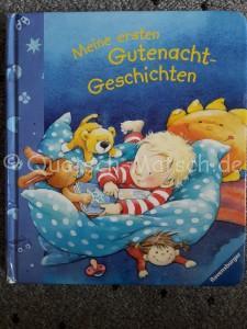 Meine ersten Gutenacht-Geschichten - Ravensburger