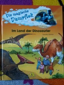 Die magische Dampflok - Im Land der Dinosaurier