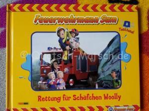 Feuerwehrmann Sam - Rettung für Schäfchen Woolly