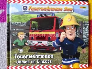 Feuerwehrmann Sam - Feuerwehrmann James im Einsatz