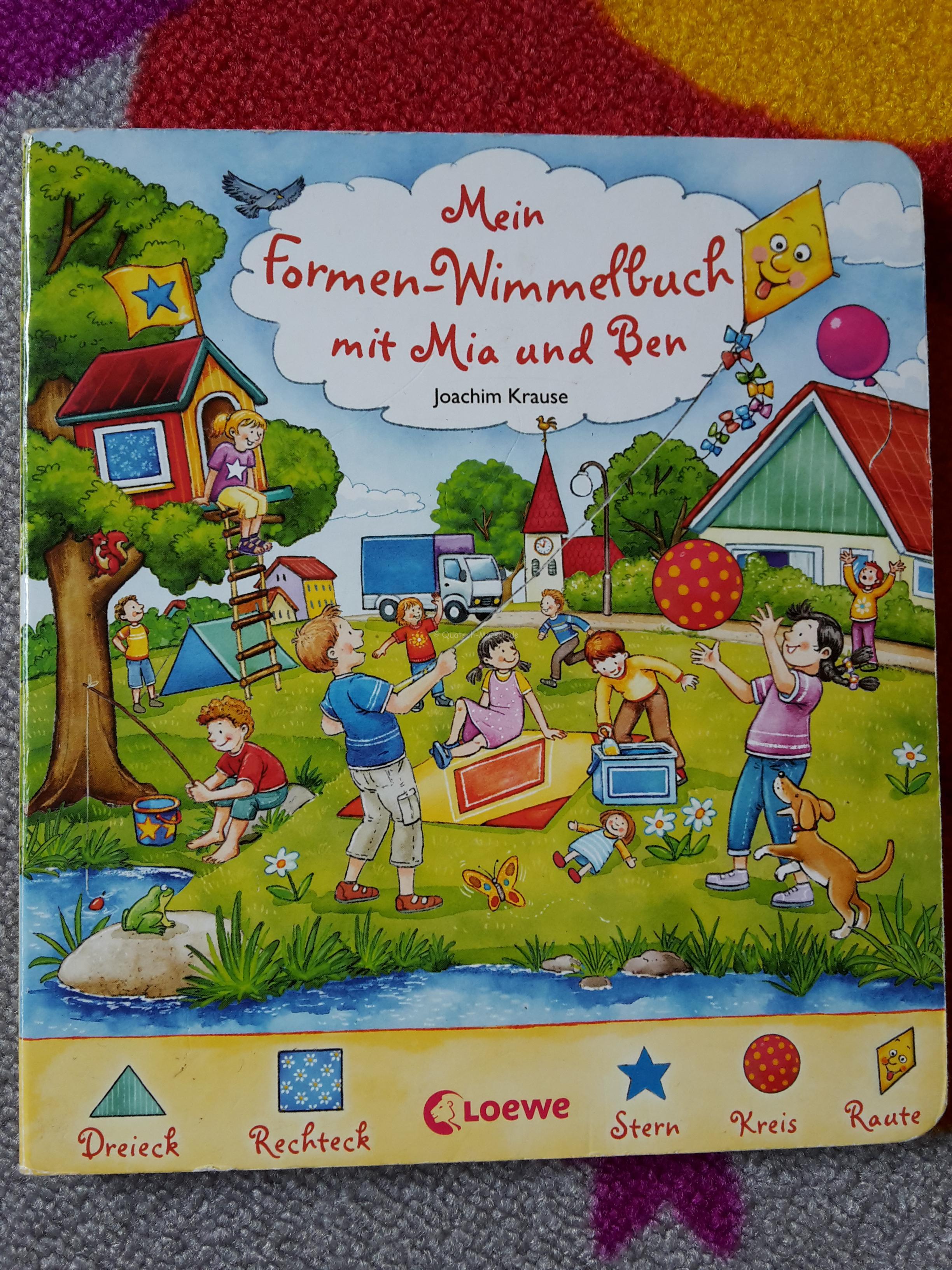 B cher ab 1 jahr der familienblog f r kreative eltern for Kinderzimmer ab 1 jahr