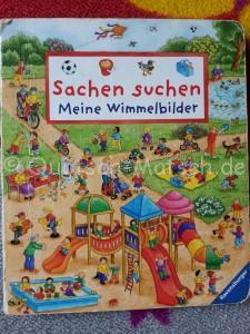 Sachen Suchen - Meine Wimmelbilder von Ravensburger