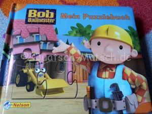 Bob der Baumeister Puzzlebuch