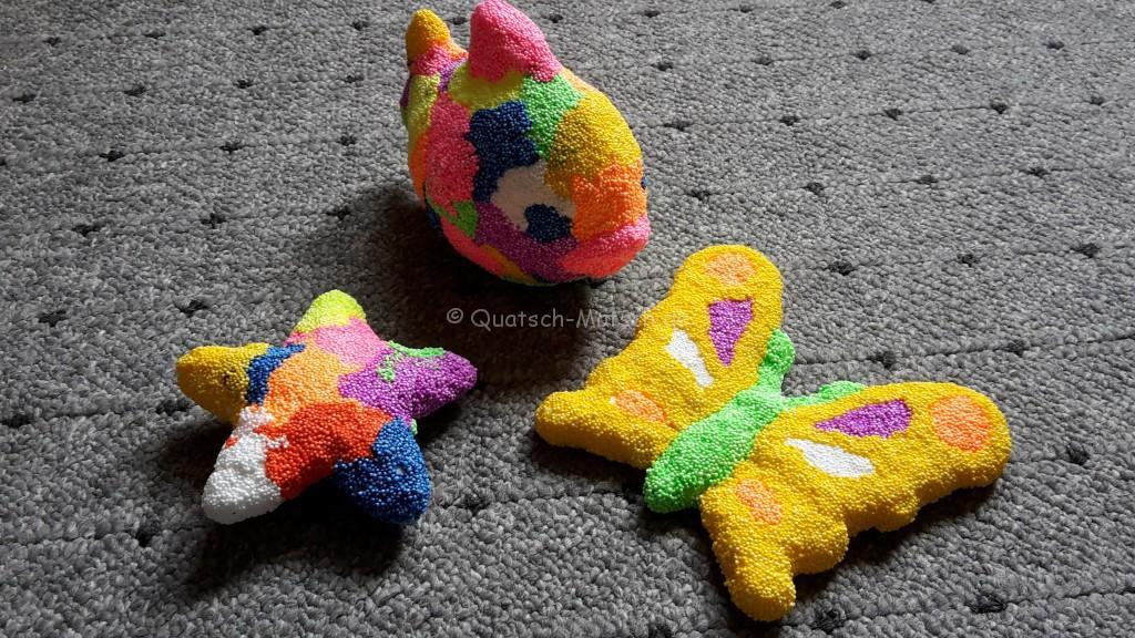 Foam Clay Tiere