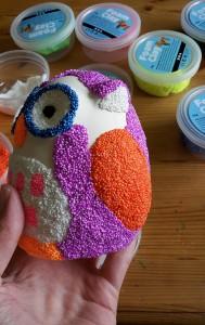 Spardosen selber machen Keramik Porzelan Bastelanleitung