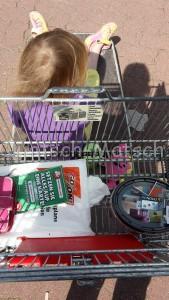 Einkaufen im Hagebaumarkt Itzehoe
