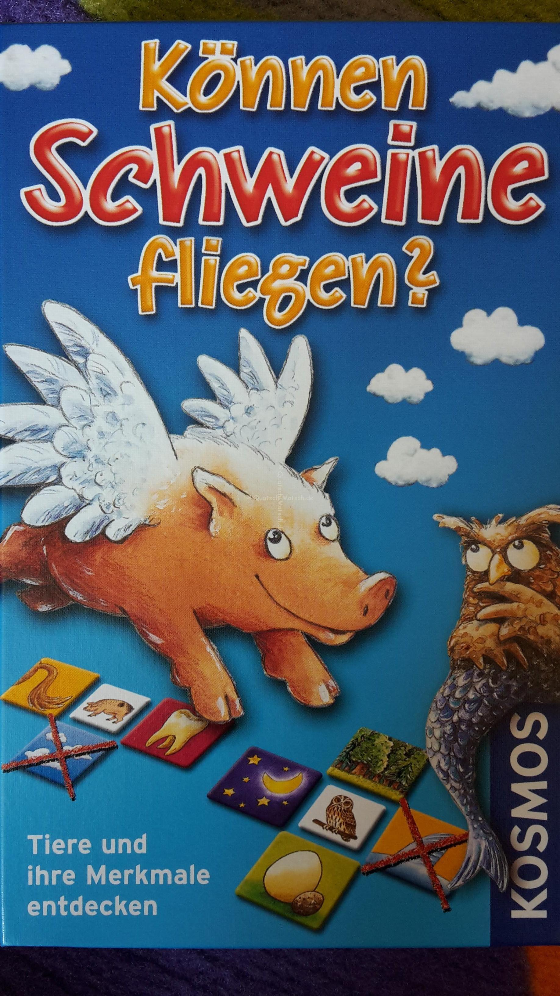 Können Schweine fliegen im Spieletest