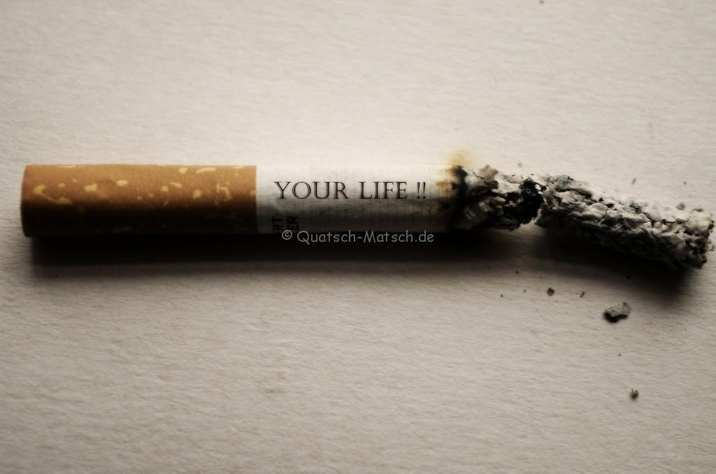 Rauchen aufhören, Entzug