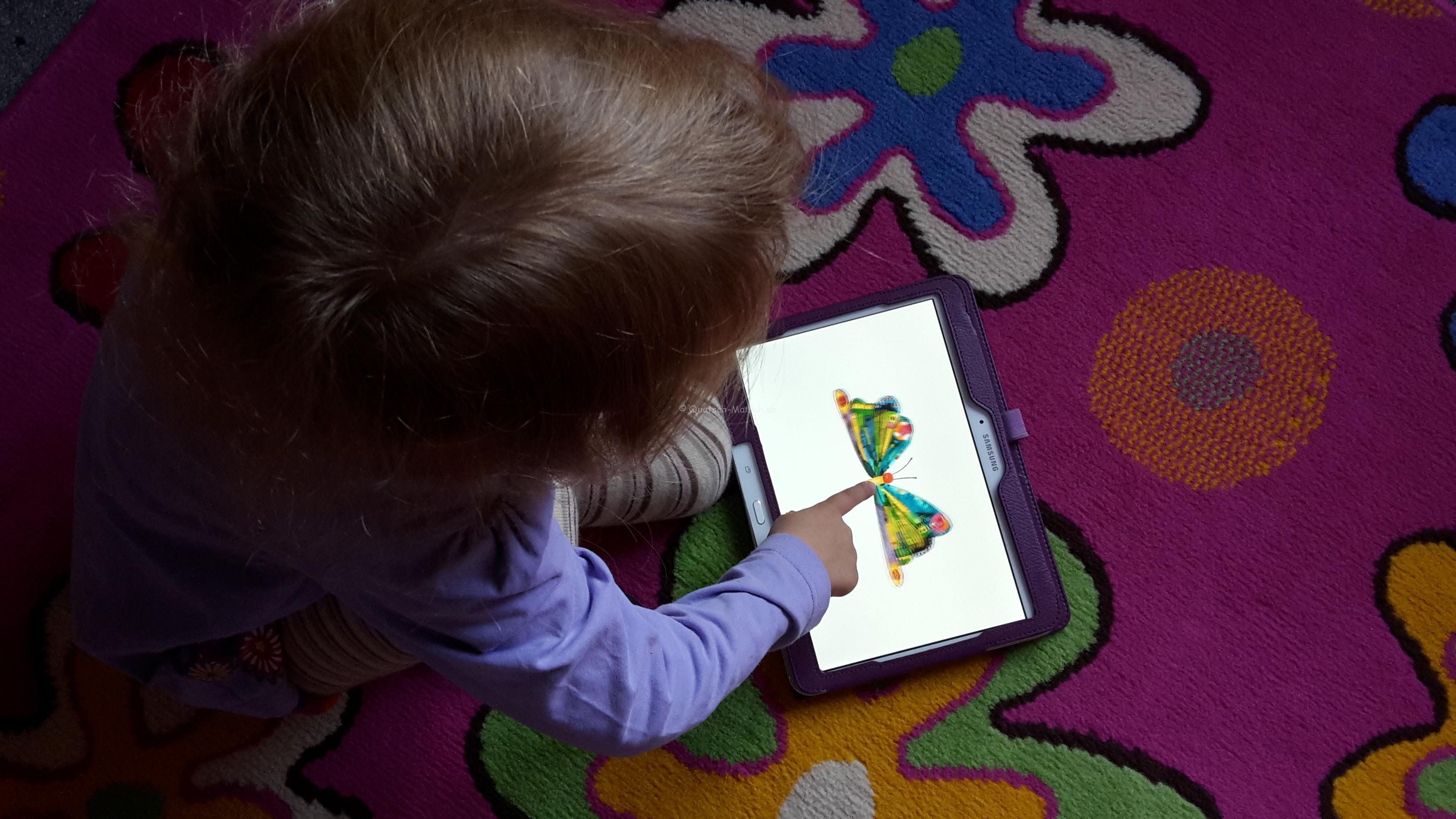Smartphones und Tablets für Kinderhände ?