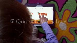 Tablet für Kinder App