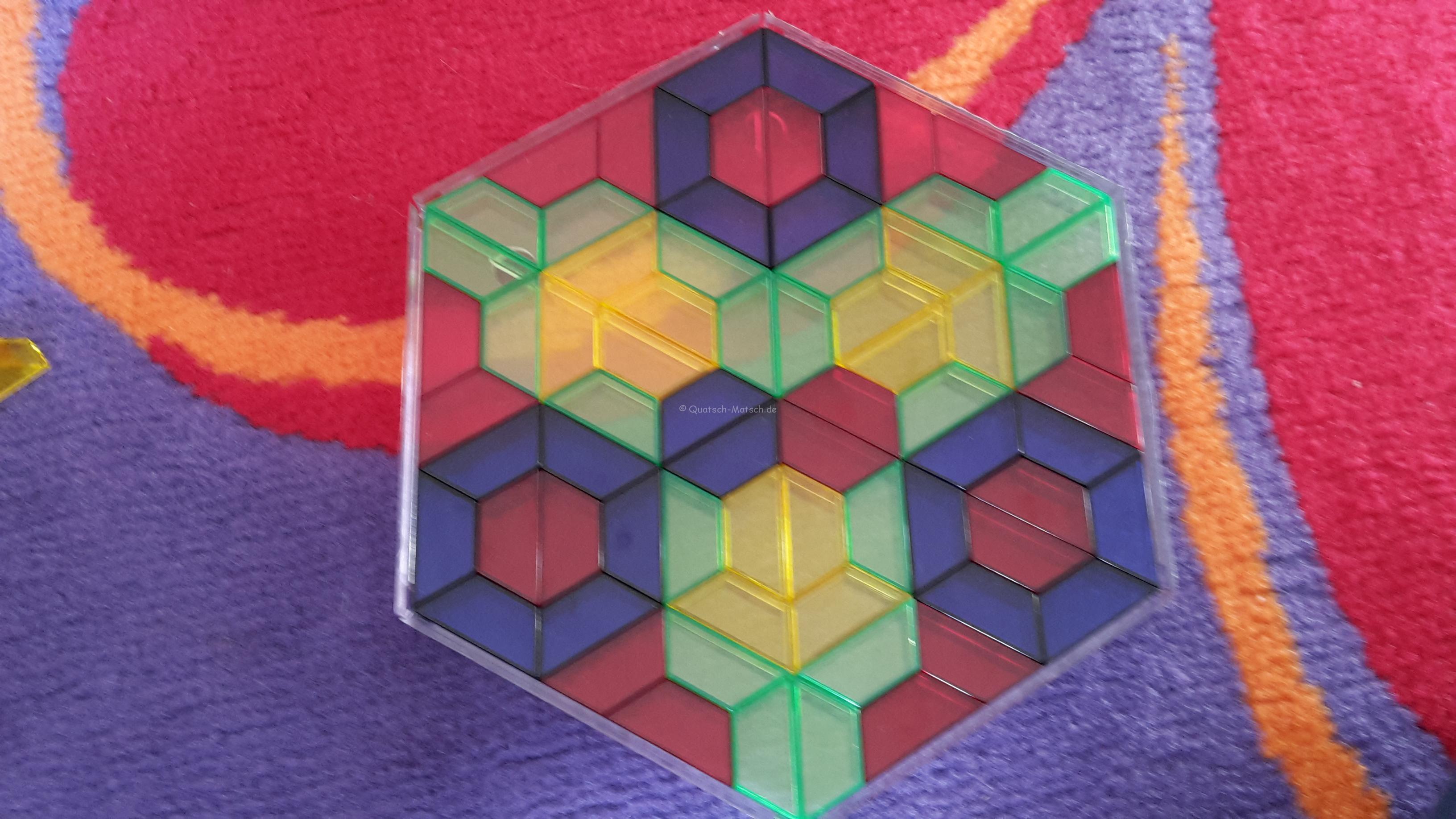 Trapezspiel – Toll für Kreativität und Konzentration
