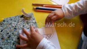 kindergarten prickeln