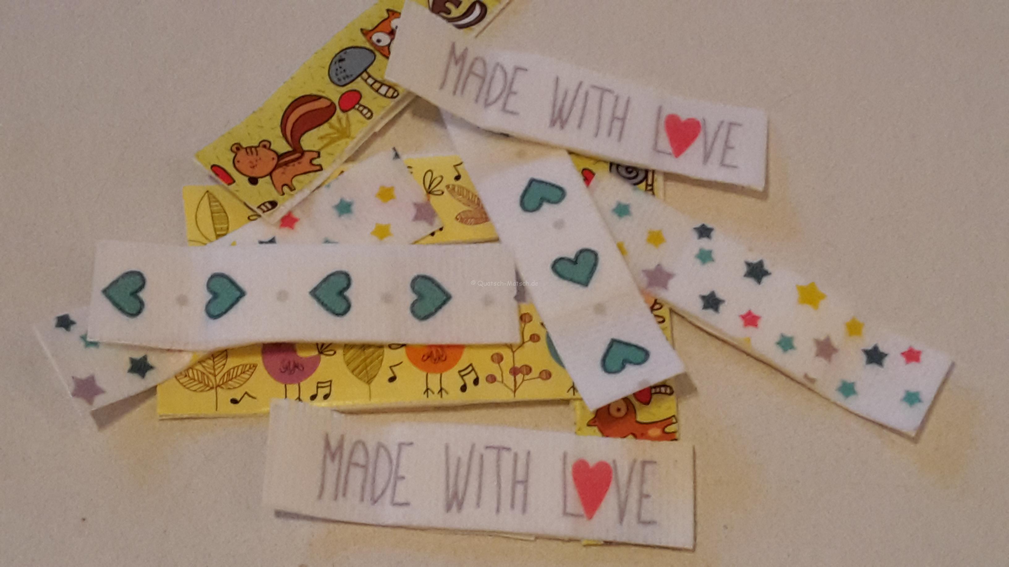 Pflaster mit Masking Tape/Washi Tape verschönern – DIY