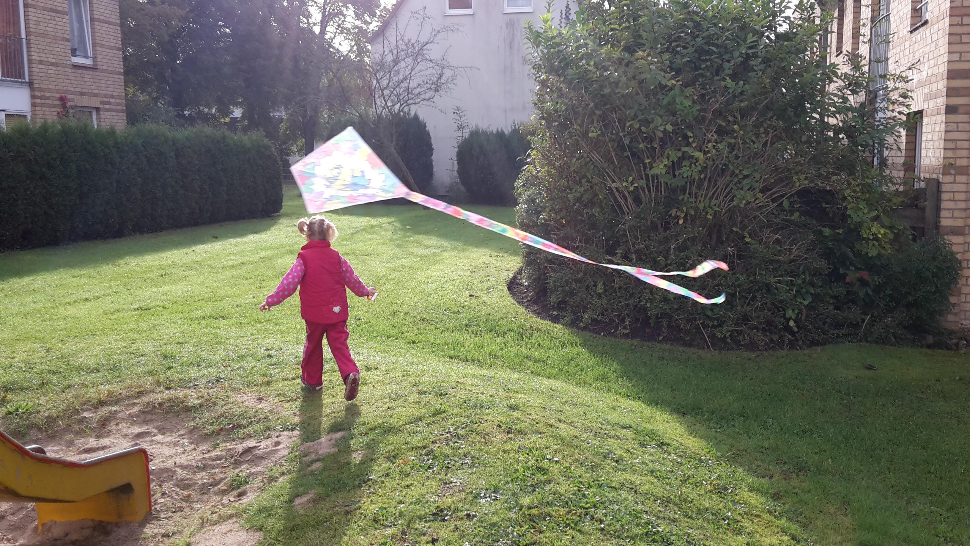 Kinderdrachen selbst gestalten – DIY