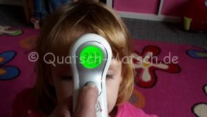 Braun NTF3000 No-Touch und Stirnthermometer