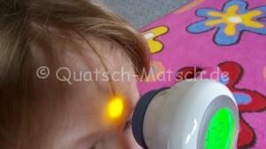 Braun NTF3000 No-Touch und Stirnthermometer gebrauchsanleitung