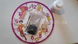 Uhrwerk montiern