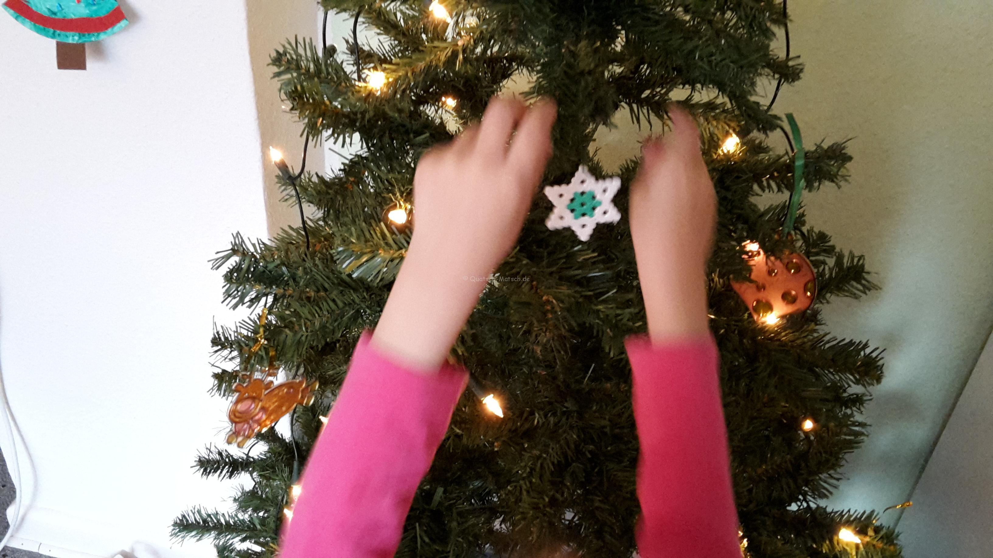 Schmuck für den Weihnachtsbaum basteln Teil I