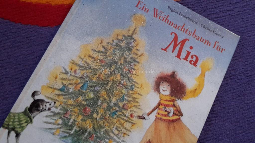 Ein Weihnachtsbuch für Mia
