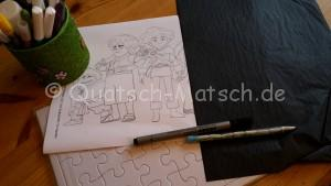 Material puzzle
