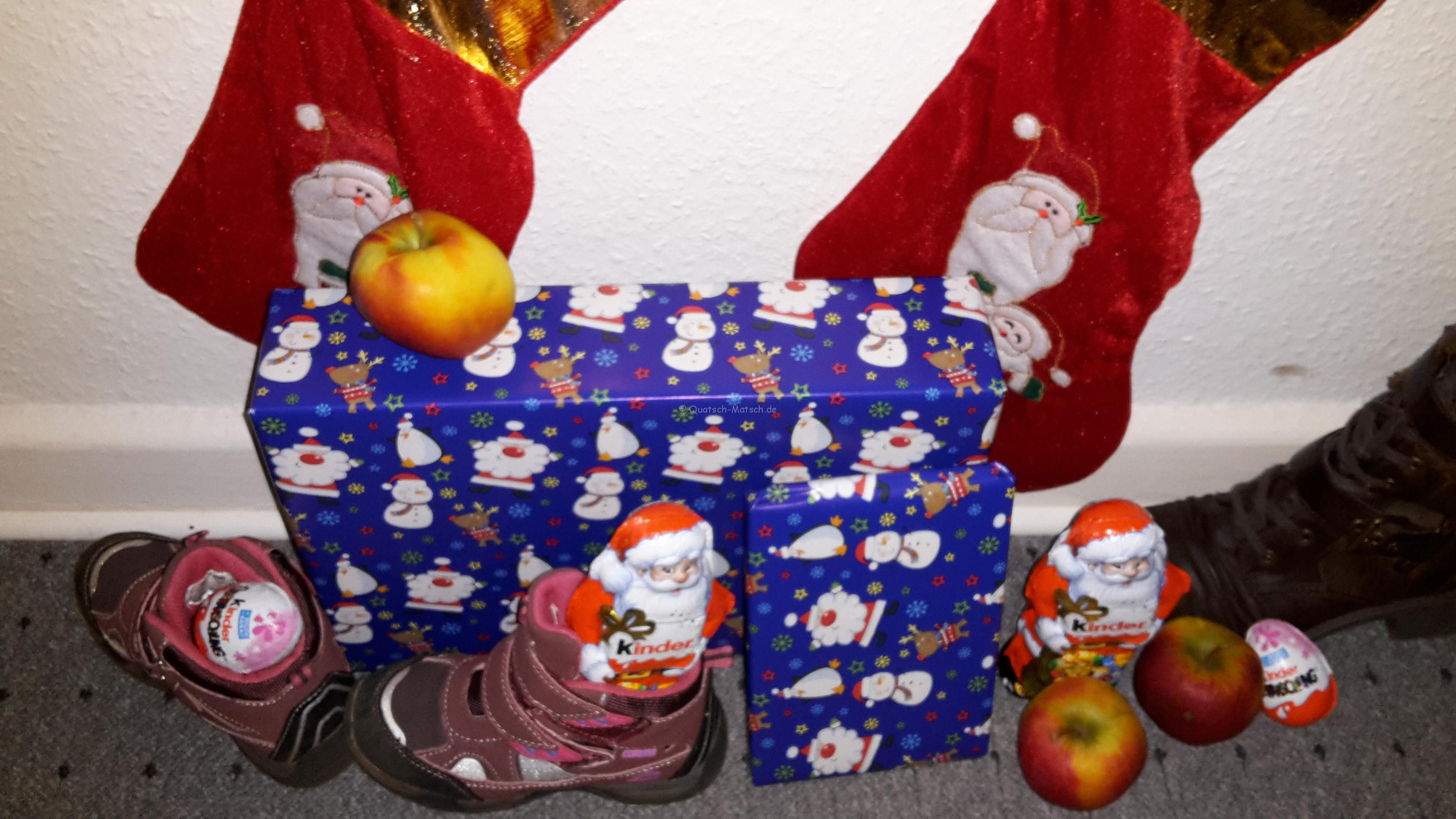 Der Nikolaus war da – Auch für Euch – Gewinnspiel