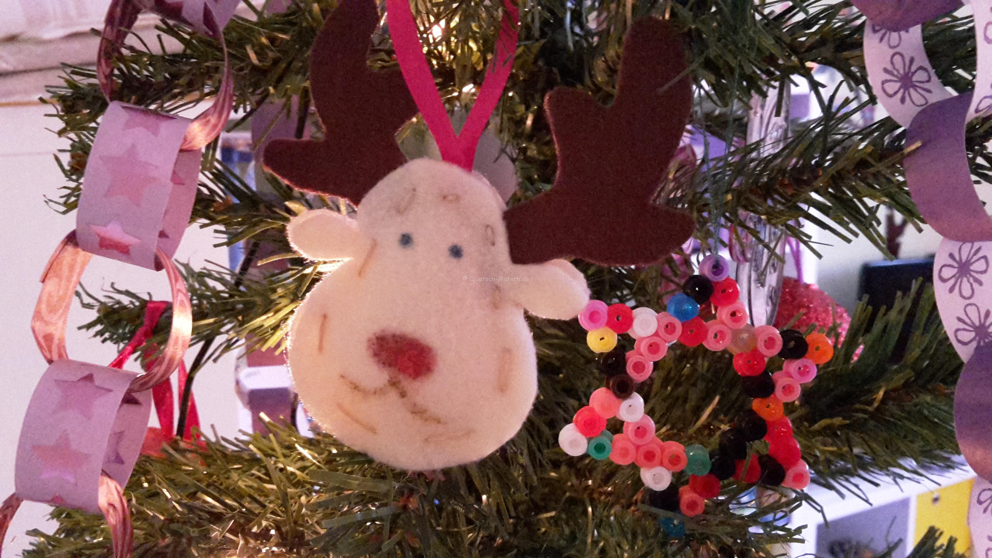 Schmuck für den Weihnachtsbaum Teil VI