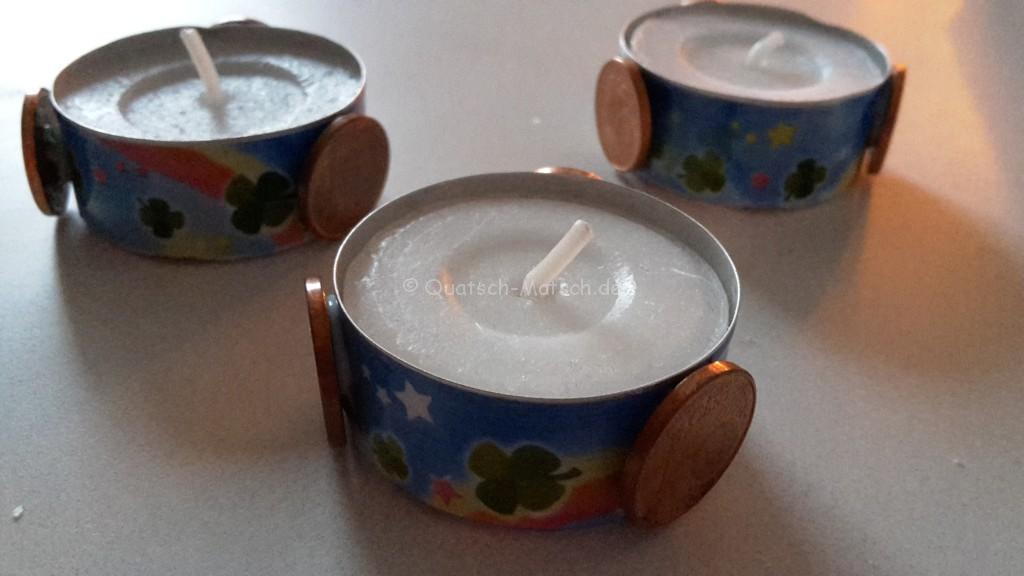 Teelichter selbst gestalten