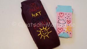 Anti Rutsch Socken selber machen