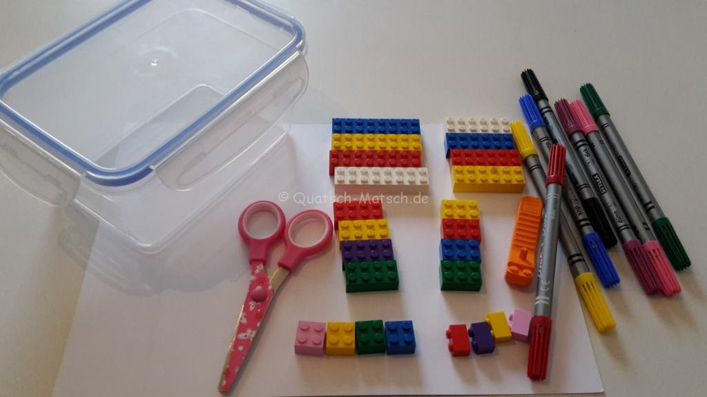 Kreativ mit Lego