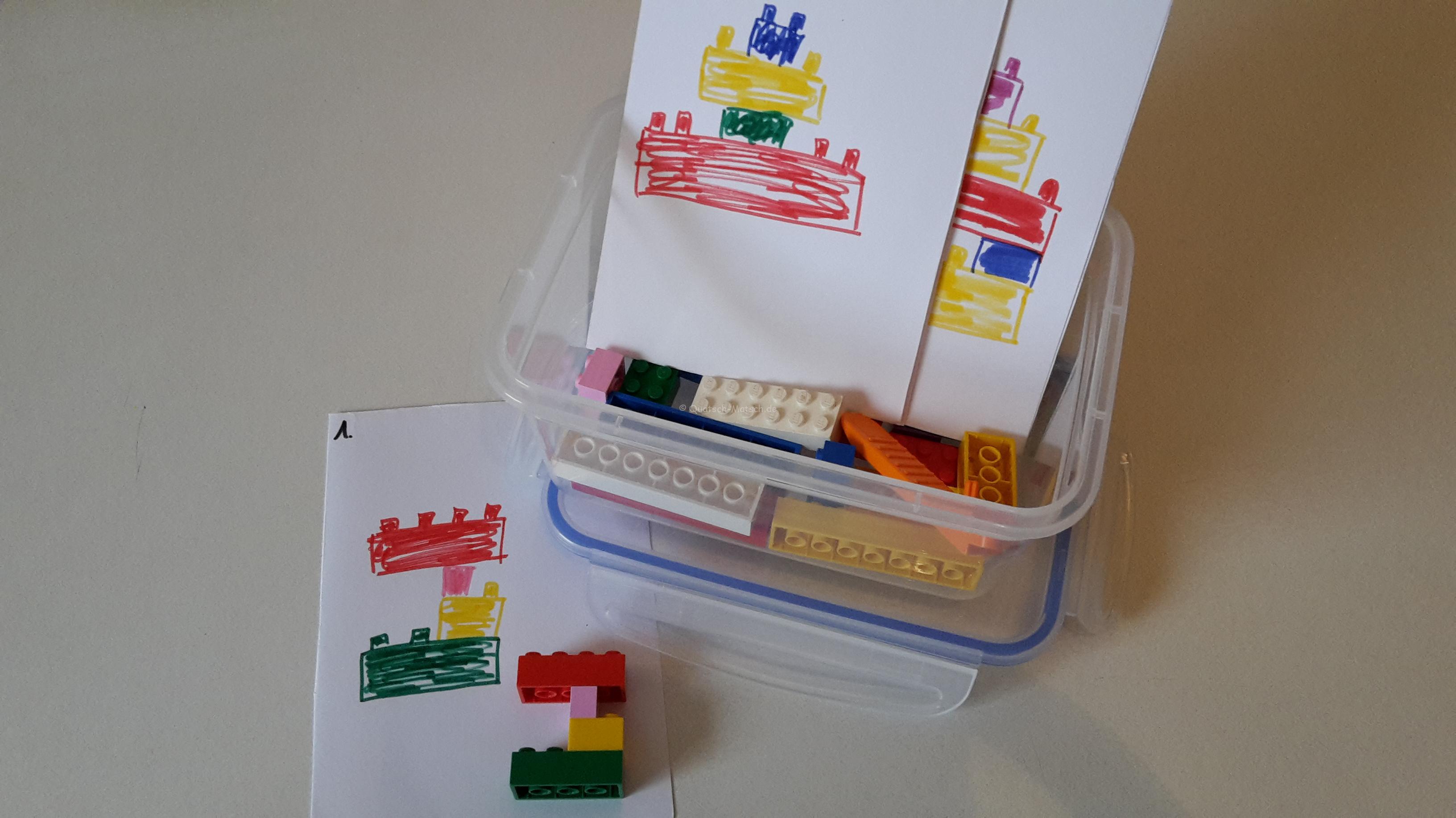 Lego to Go – DIY – Teil I