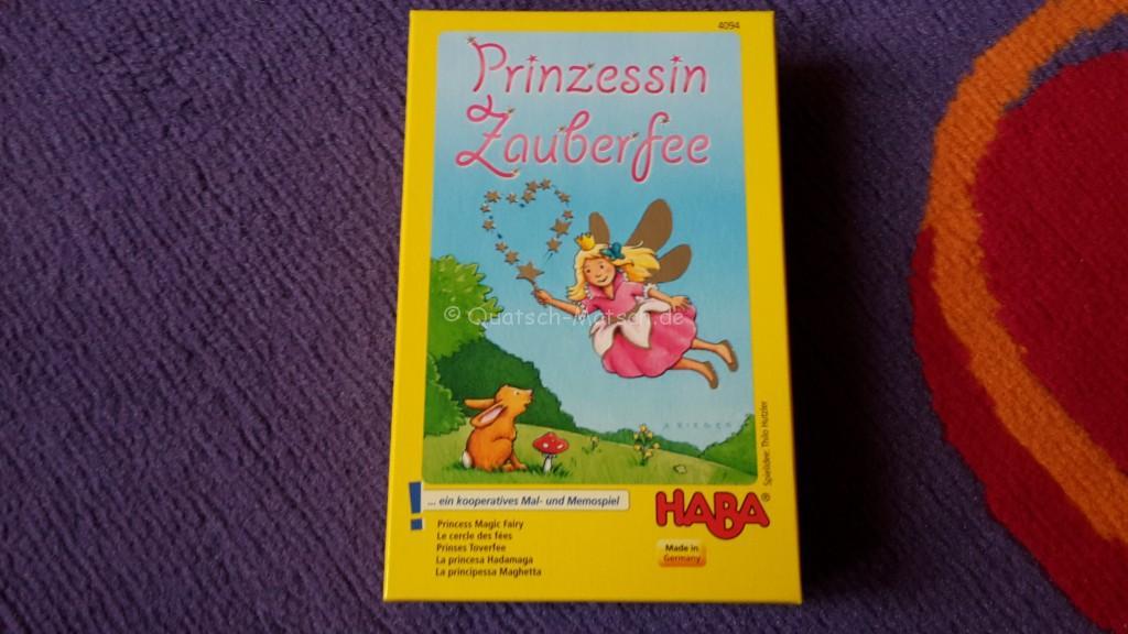 HABA Prinzessin Zauberfee im Spieletest