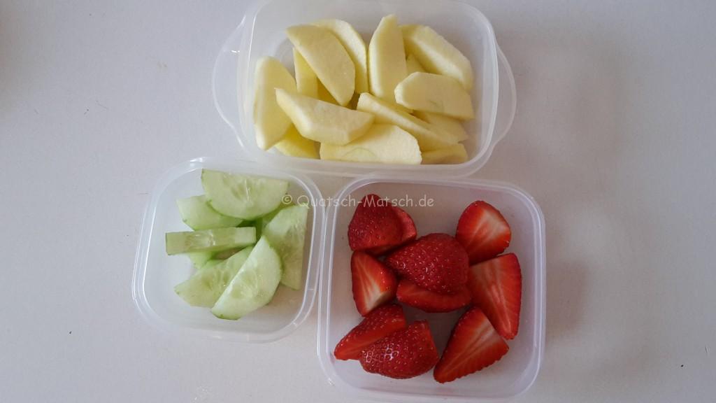 Obst geht immer