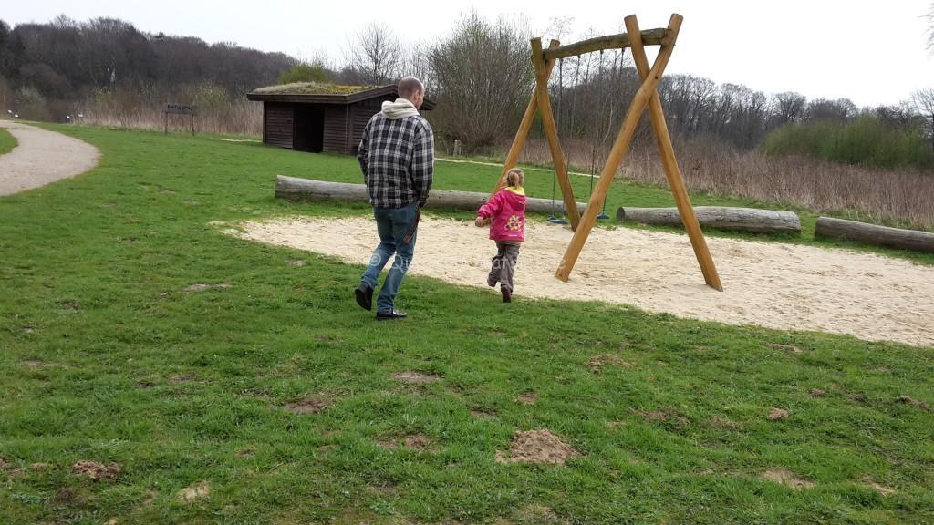Spielplatz Steinzeitpark Albersdorf