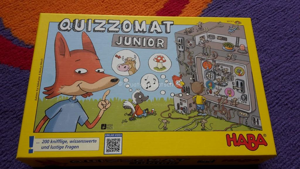 Quizzomat Junior HABA