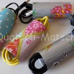 Kabel sortieren mit Toilettenpapierrollen – Upcycling