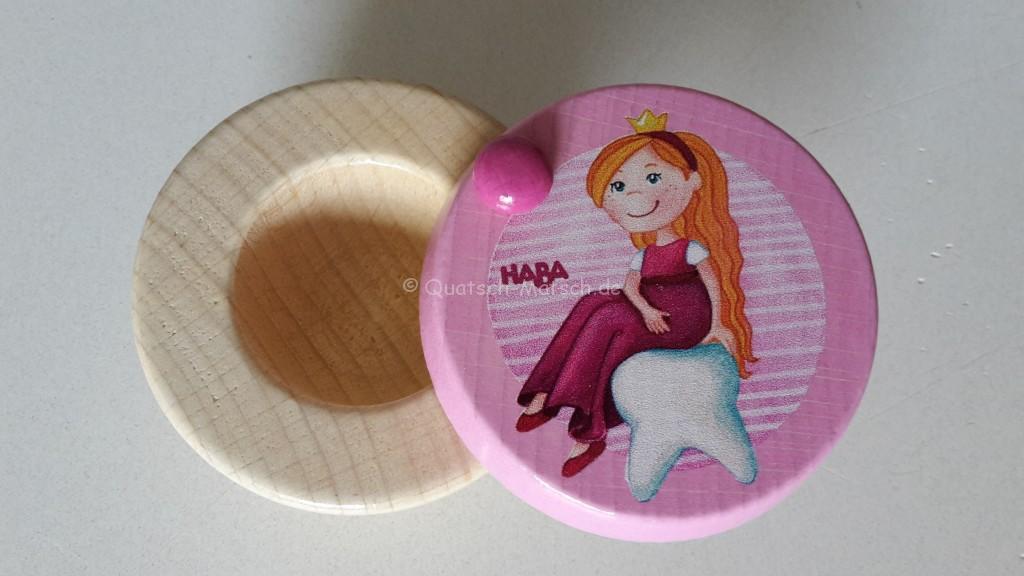 Milchzahndose HABA Prinzessin Pink